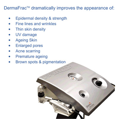 Dermafrac - Treatment for Instant glow and Rejuvenation of Skin