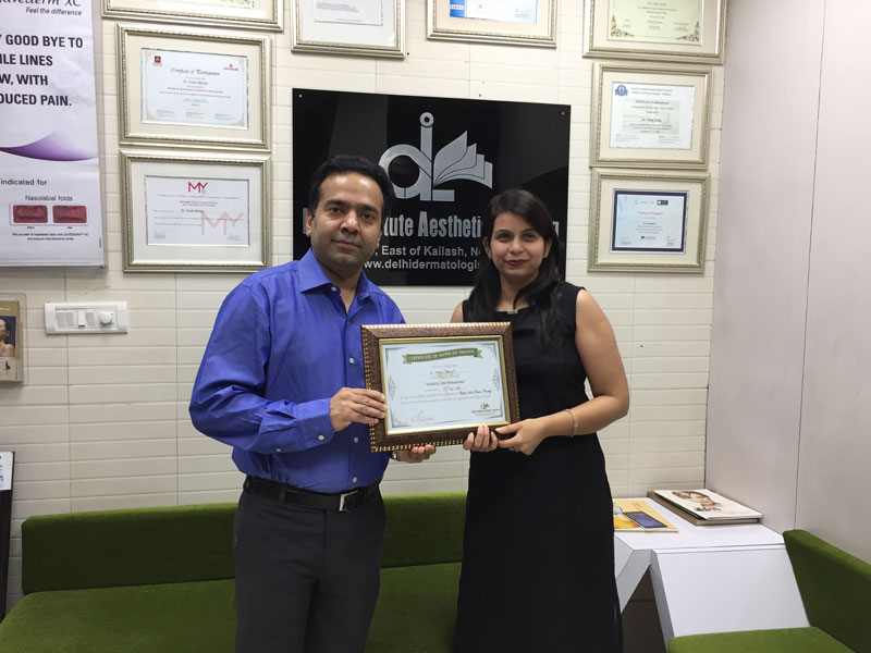 Pulastya Cadle - Delhi Institute of Aesthetic Learning